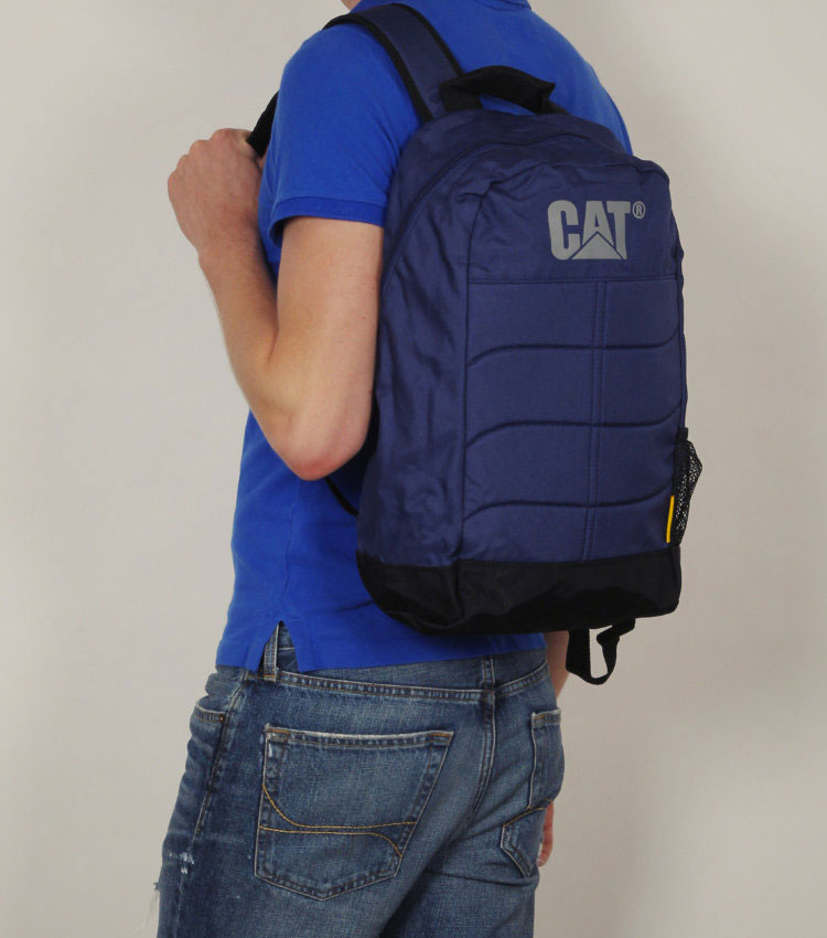 Рюкзак Caterpillar Benji 18L black