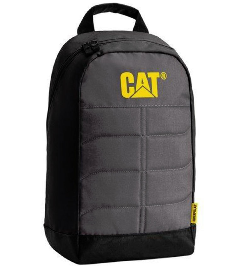 Рюкзак Caterpillar Benji 18L grey-black