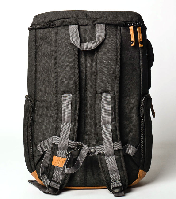Рюкзак Caterpillar Harvest 22L black