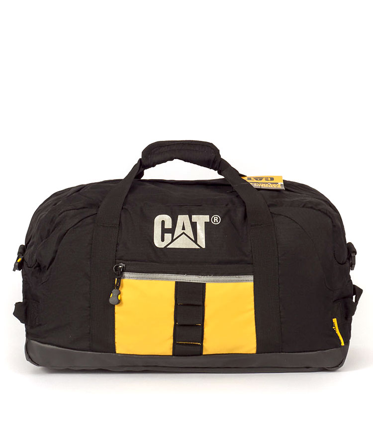Дорожная сумка Caterpillar Sand 32L black