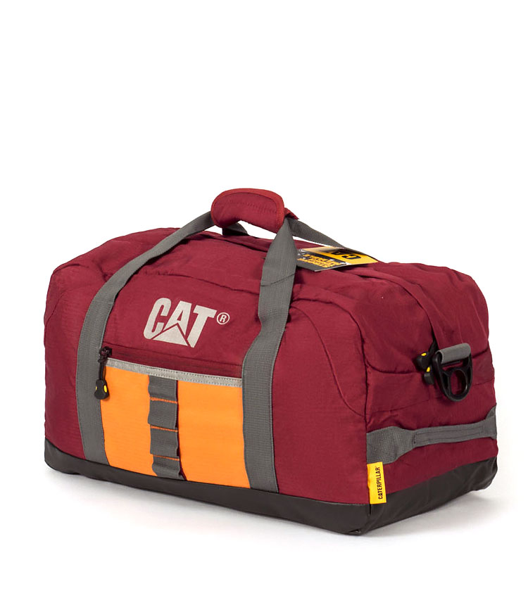 Дорожная сумка Caterpillar Sand 32L red