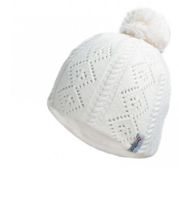 Шапка женская RedFox Comfort white