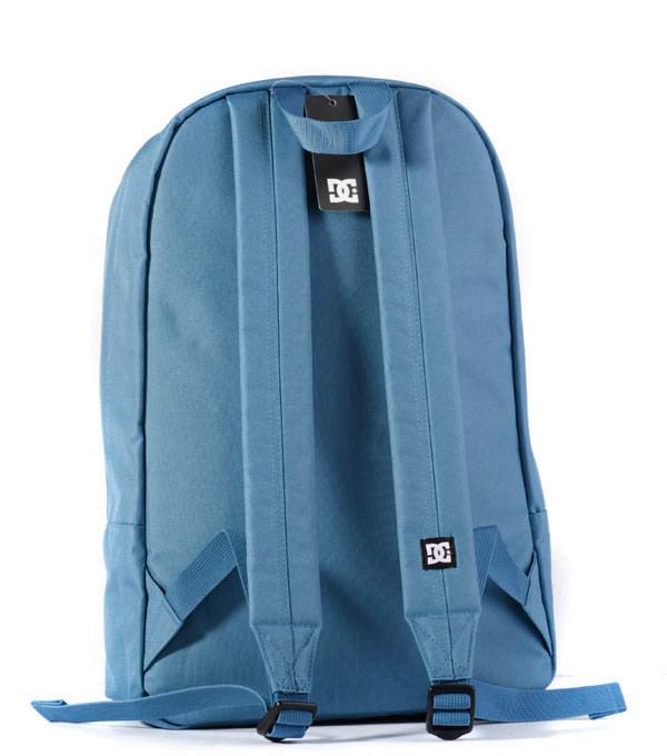 Рюкзак DC Shoes Bunker Solid Varsity Blue