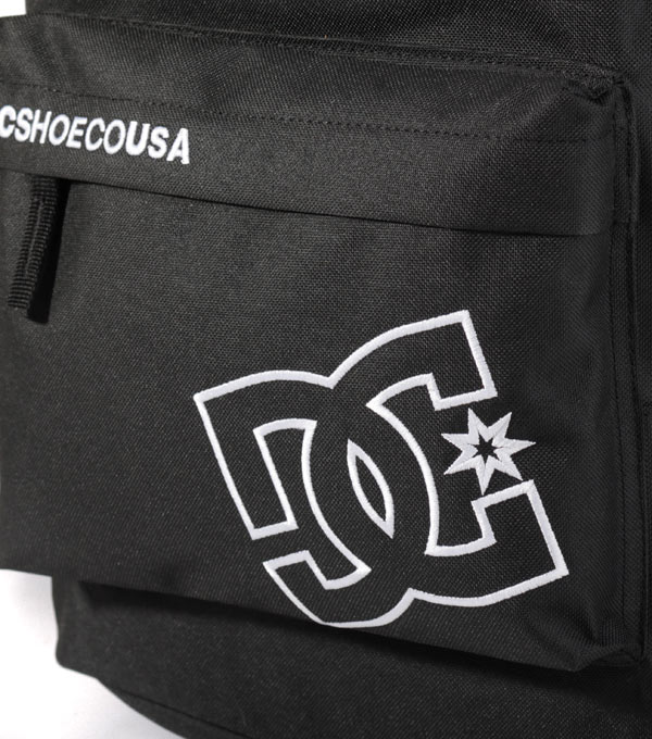 Рюкзак DC Shoes Bunker Solid Black
