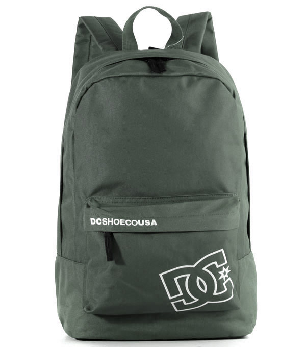 Рюкзак DC Shoes Bunker Solid Dark Olive