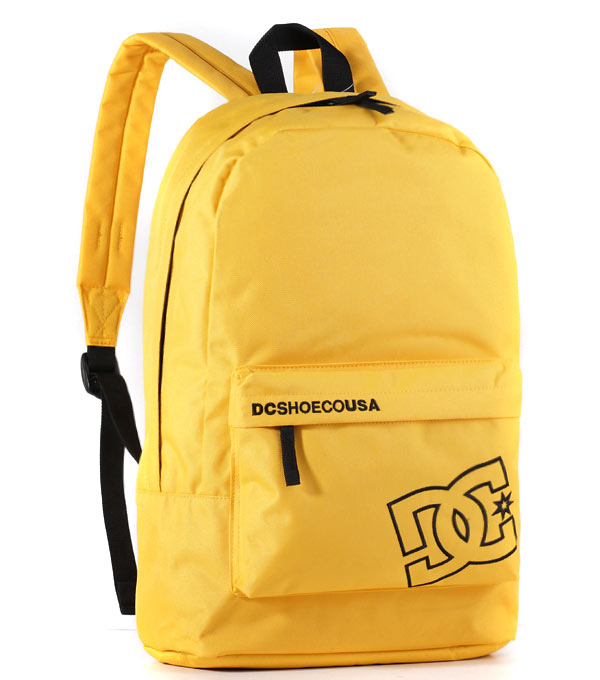1c7366603d9c Рюкзак DC Shoes Bunker Solid Yellow