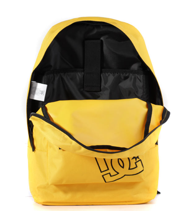 Рюкзак DC Shoes Bunker Solid Yellow