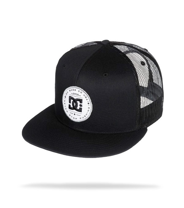 Бейсболка DC Shoes Everyday black