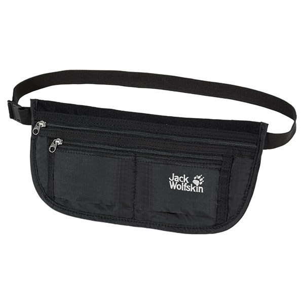 Сумка Jack Wolfskin Document belt de luxe black