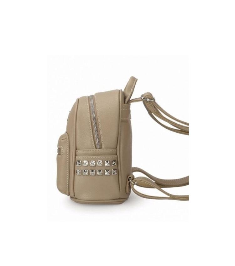 Женский рюкзак David Jones 3657A camel