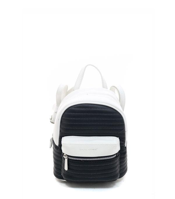 Женский рюкзак David Jones 3799 black-white