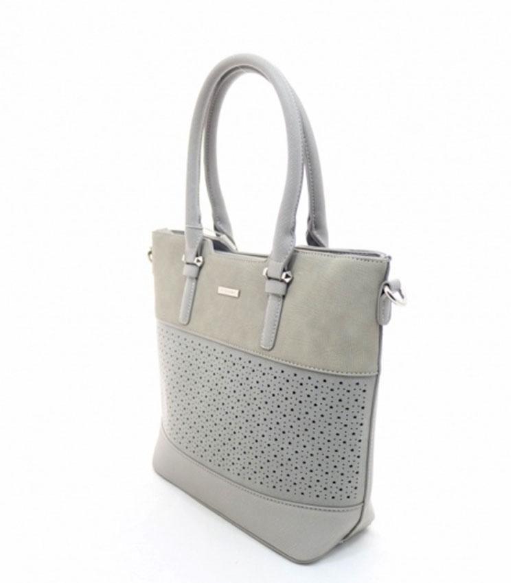 Женская сумка David Jones 5780-2 grey