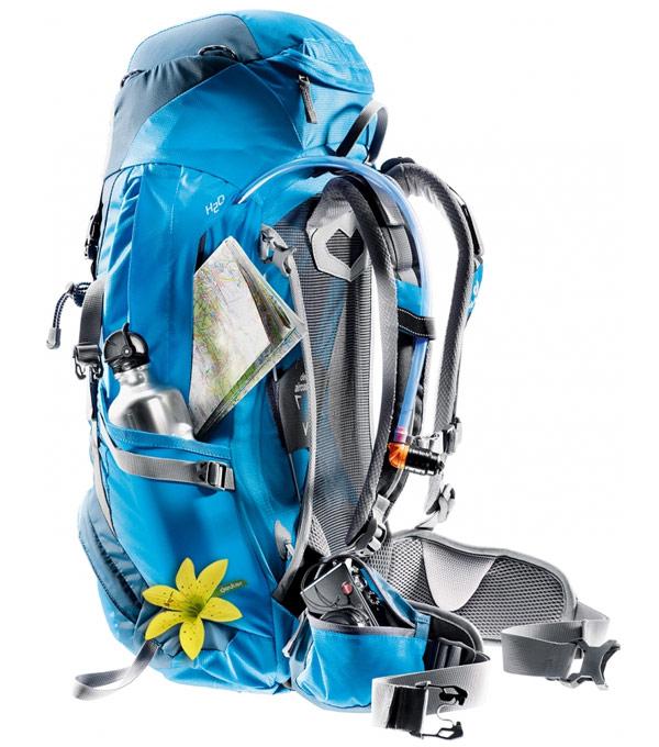 Туристический рюкзак Deuter Futura 32 steel-navy