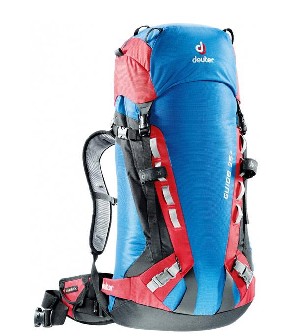 Туристический рюкзак Deuter Guide 35+ ocean-fire