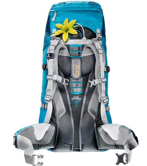 Туристический рюкзак Deuter ACT Lite 45+10SL petrol-arctic