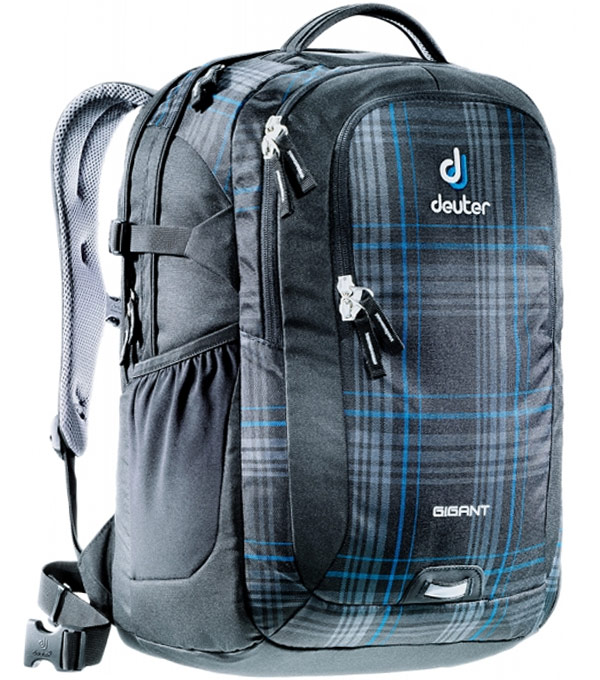 Рюкзак Deuter Gigant blueline check