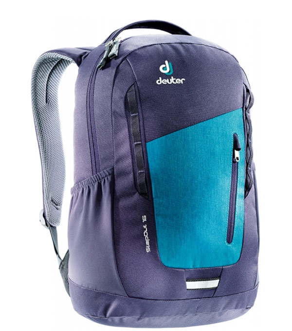 Рюкзак Deuter StepOut 16 petrol dresscode blueberry