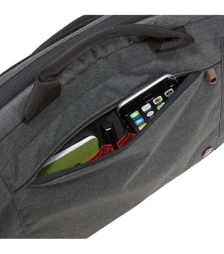 Сумка для ноутбука Case Logic 14 eraa-114 obsidian