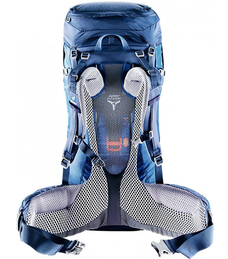 Туристический рюкзак Deuter Futura Vario 50+10 midnight-steel
