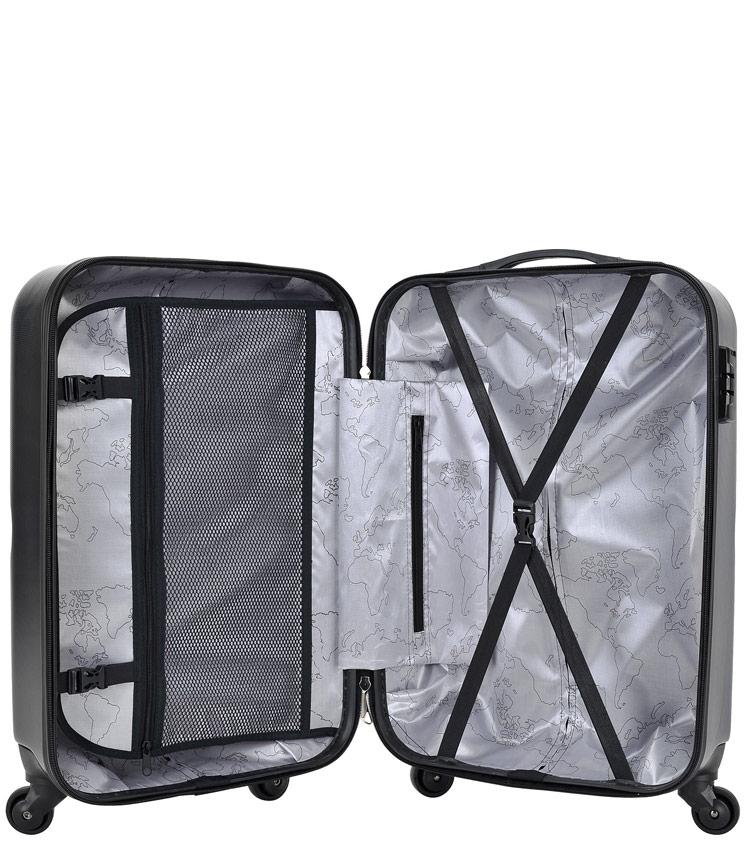 Малый чемодан Global Case GC030-AF148-20 - серый