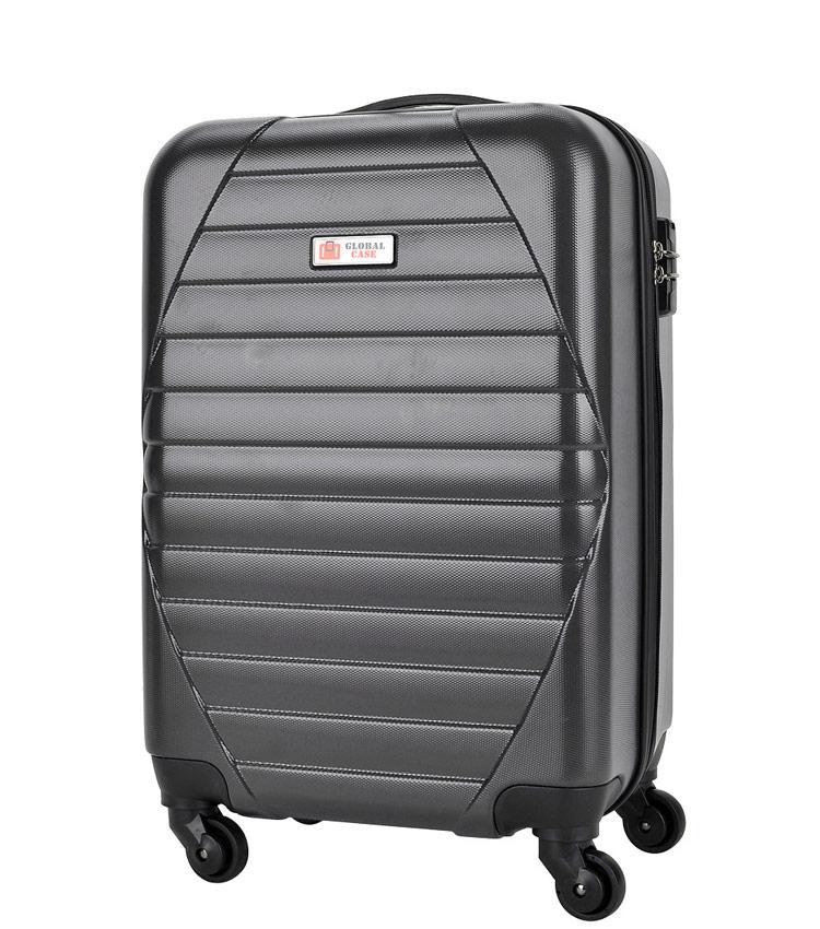 Большой чемодан Global Case GC030-AF148-28 - серый