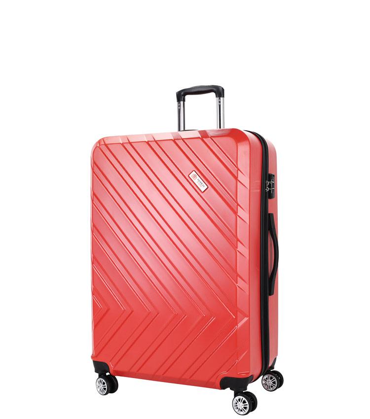 Малый чемодан Global Case GC031-АF079-20 - красный