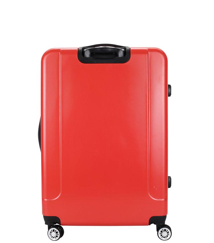Средний чемодан Global Case GC031-АF079-24 - красный