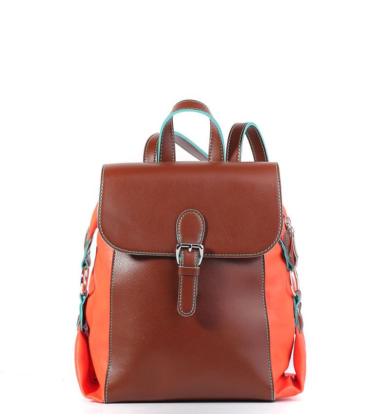 Женский рюкзак Galanteya 23414 brandy-orange