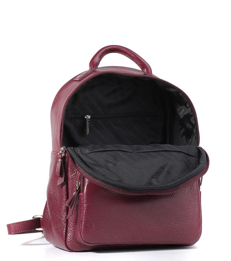 Кожаный рюкзак Galanteya 32815 green