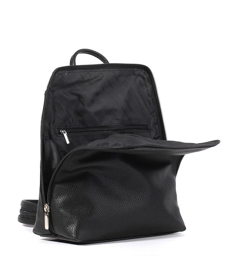 Женский рюкзак Galanteya 41607 black-silver