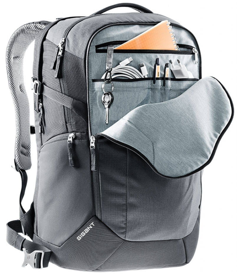 Рюкзак Deuter Gigant graphite-black