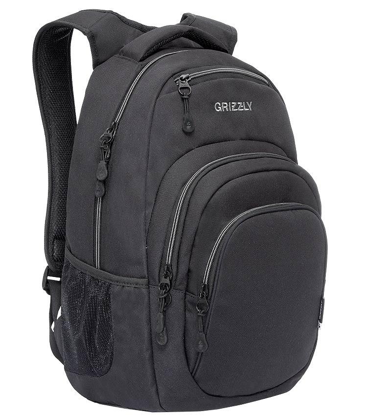 Рюкзак Grizzly RU-700-1 black