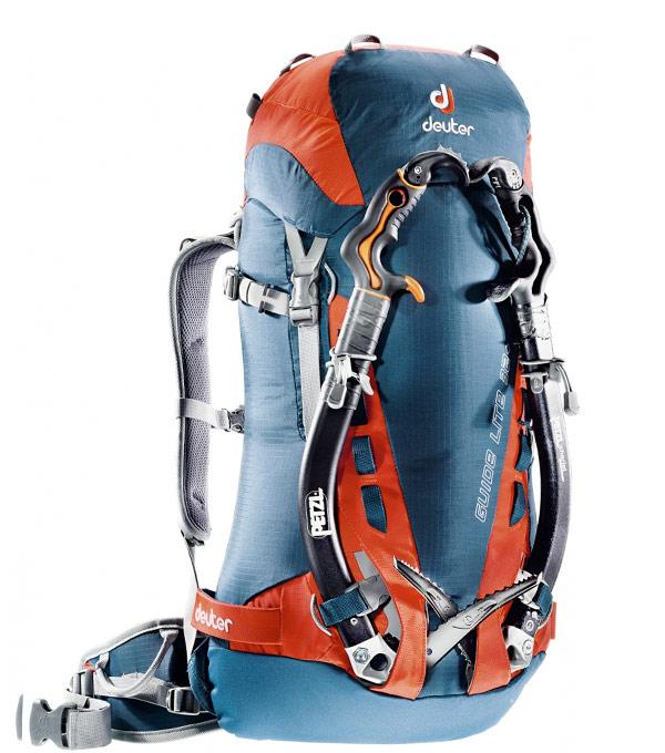 Туристический рюкзак Deuter Guide 32+ arctic-papaya