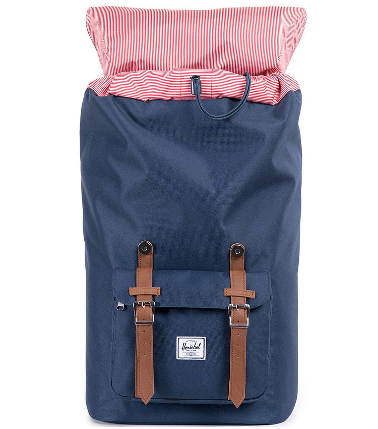 Рюкзак Herschel Little America Navy/Tan