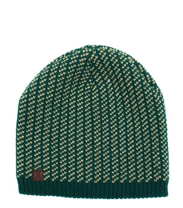 Шапка Harrison Theodore Short Beanies green