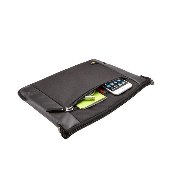 Сумка-чехол для ноутбука 15,6 Case Logic INT-115 grey
