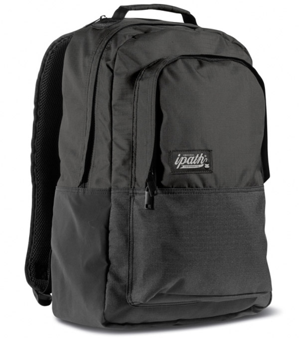 Рюкзак Ipath Nomad pack black