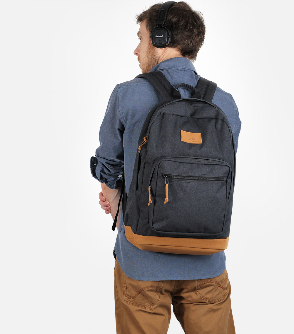 Рюкзак J-pack Original Classic Dark Grey