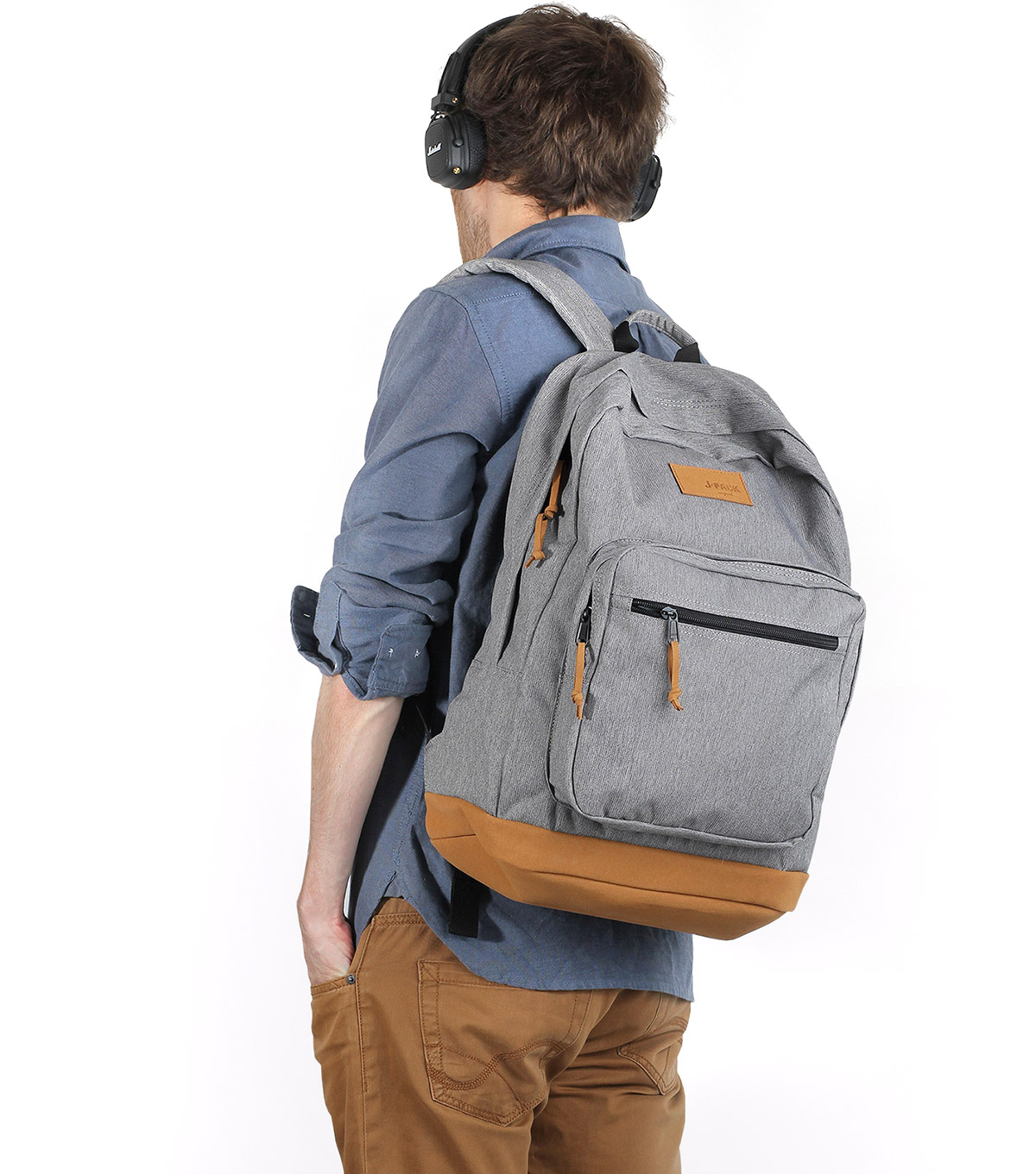 Рюкзак J-pack Original Classic Light Grey