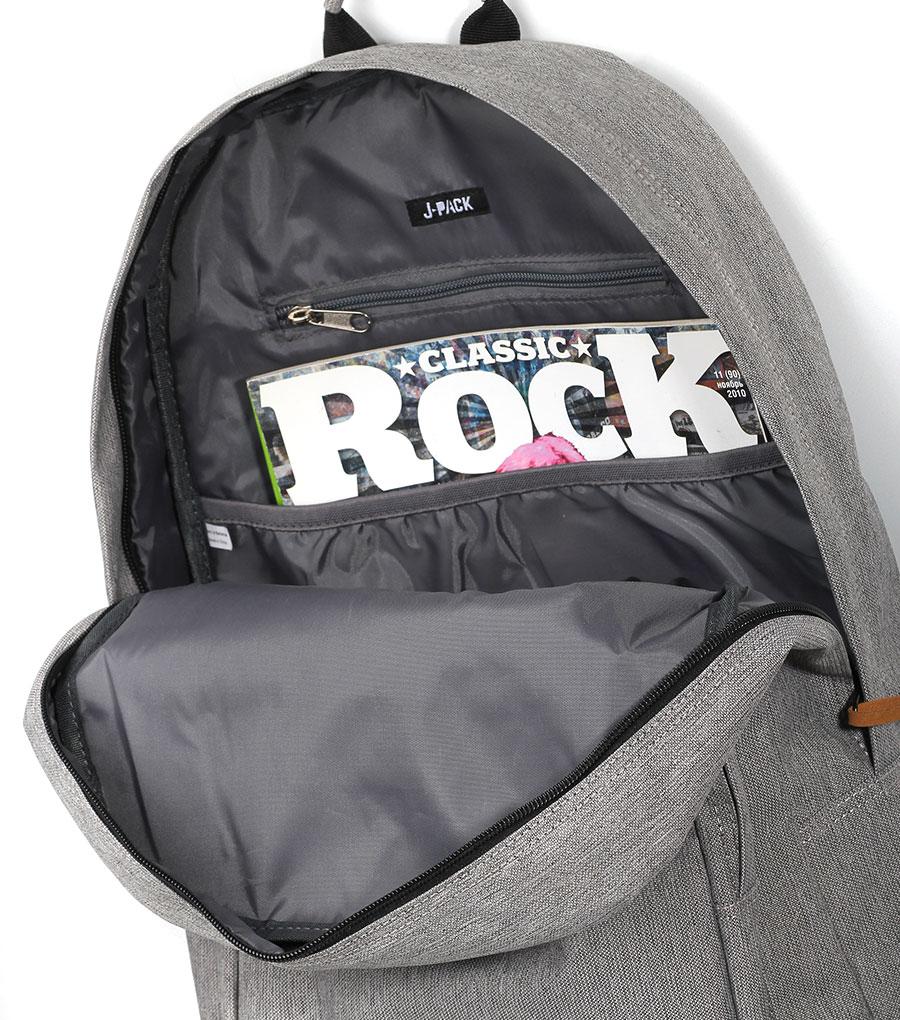 Рюкзак J-pack Original Classic Light Grey