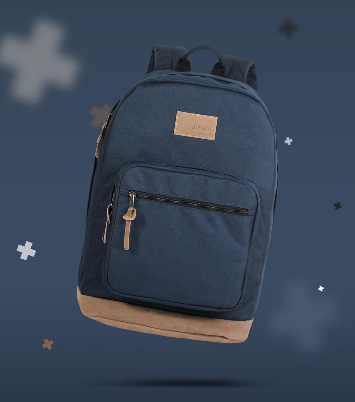 Рюкзак J-pack Original blue