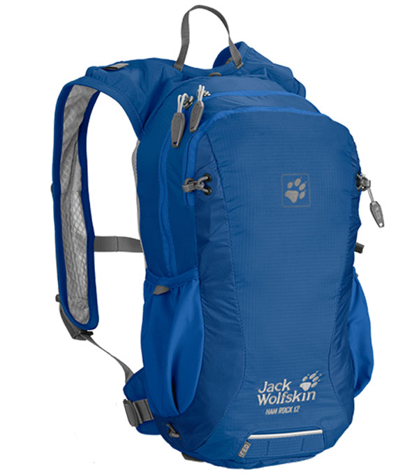 Рюкзак Jack Wolfskin Ham Rock 12 classic blue