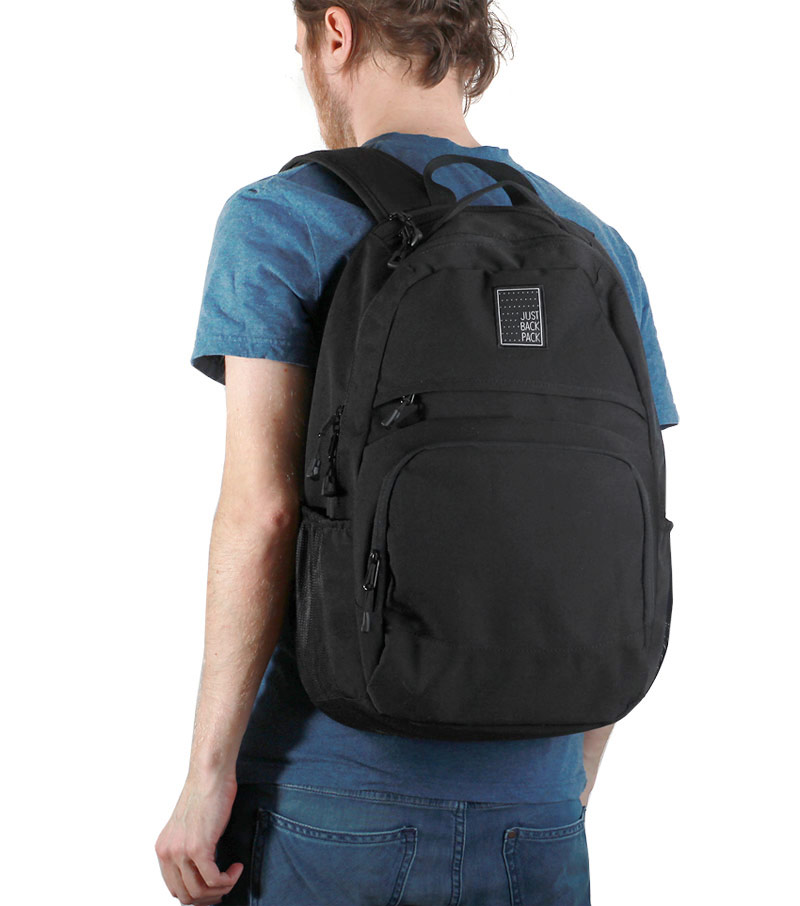 Рюкзак Just Backpack Atlas black