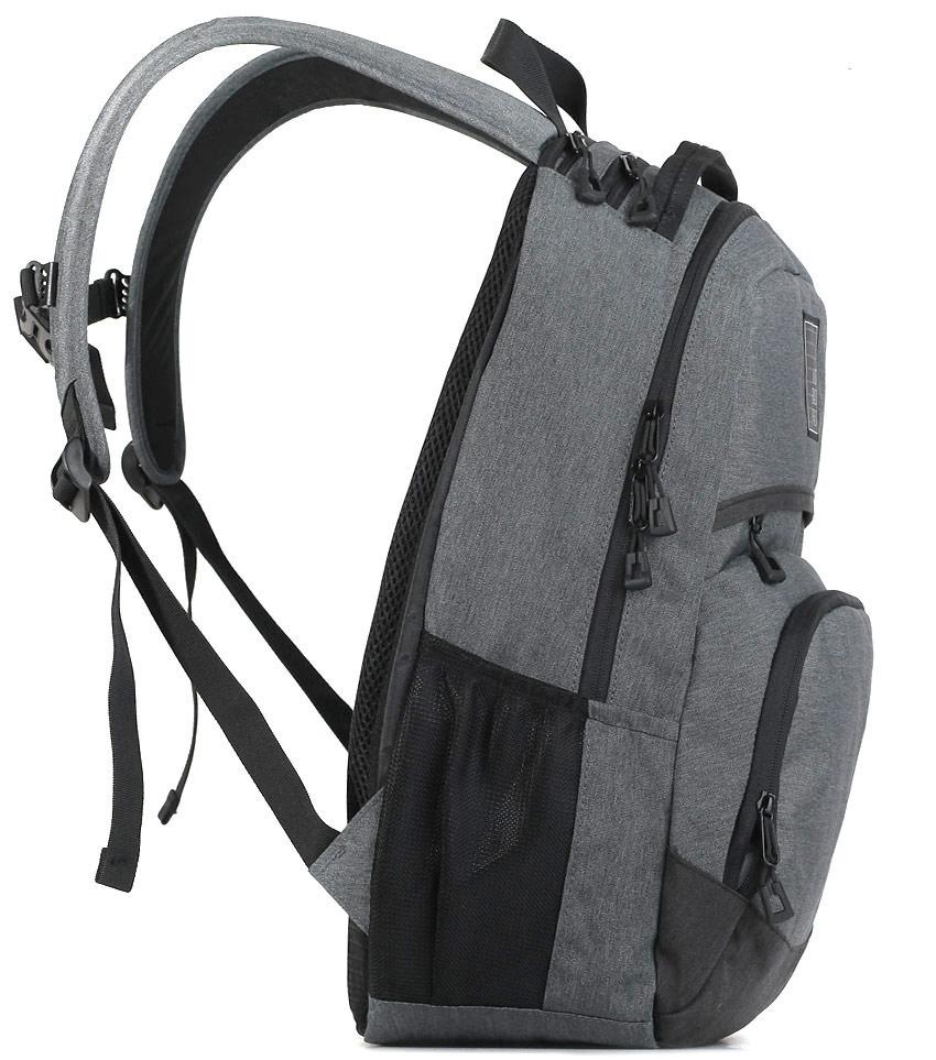 Рюкзак Just Backpack Atlas grey