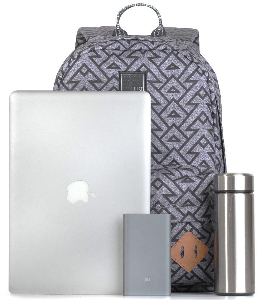 Рюкзак Just Backpack Vega geometric