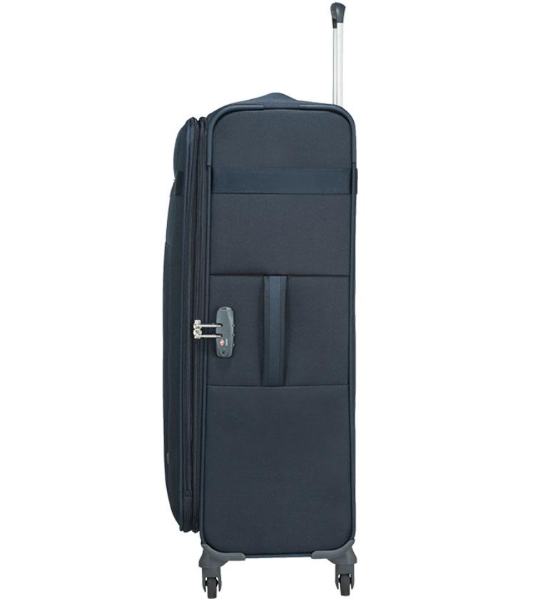 Большой чемодан Samsonite Citybeat (78 cm) KA7*01005 - Navy Blue