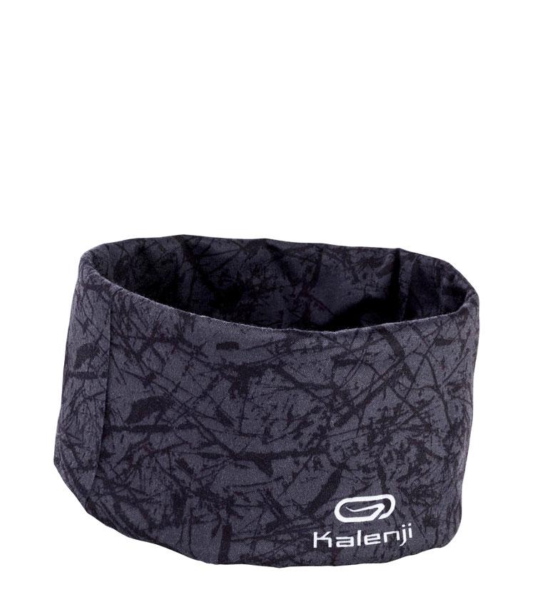 Шарф-бандана KALENJI - Black graphite