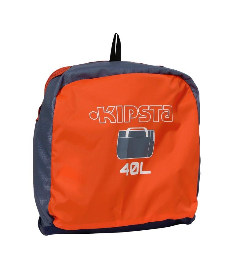 Сумка KIPSTA KIPOCKET 40 л darkblue-orange
