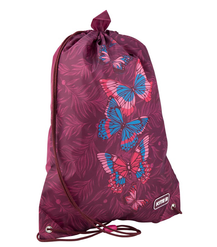 Рюкзак-мешок Kite Education Butterflies K19-600S-11
