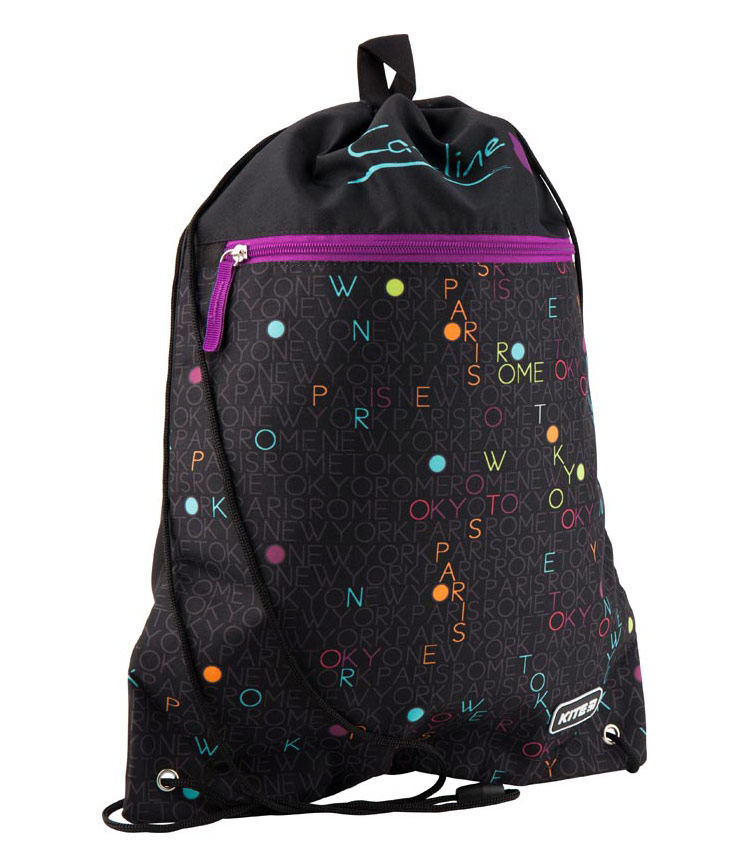 Рюкзак-мешок Kite Education Catsline K19-601L-3